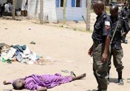 مقتل 30 شخصا في أعمال عنف جديدة شمال شرق نيجيريا