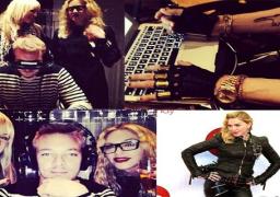 """ألبوم جديد لمادونا بالتعاون مع الموسيقى والمنتج""""ديبلو"""""""