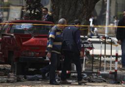 النيابة تعاين موقع انفجارمصرالجديدة وتكلف الأمن بالتحريات وضبط الجناة