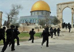 """""""الجبهة الشعبية"""" بفلسطين تطالب بتوفير الحماية للقدس والمسجد الأقصى"""