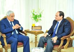 السيسي يؤكد على عمق العلاقات العربية