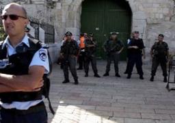 القوات الإسرائيلية تغلق أبواب الأقصى.. وتمنع اعتكاف الشباب بالمسجد