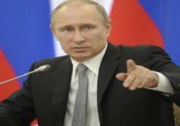 بوتين يحظر استخدام العبارات البذيئة في وسائل الأعلام