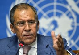 لافروف : دعم الولايات المتحدة للمعارضة الروسية يضر بالعلاقات الثنائية