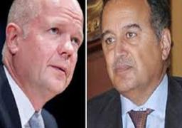 هيج: محادثاتي مع فهمي تتناول الإنتقال الديمقراطي في مصر