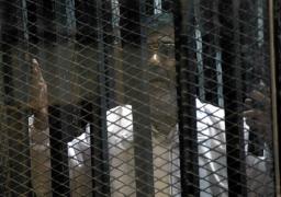 """تأجيل محاكمة مرسي و14 إخوانيا في""""أحداث الاتحادية"""" إلى 13 مايو"""