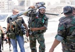 ناشطون سوريون: بدء مغادرة مقاتلي المعارضة من حمص القديمة
