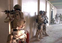 القوات العراقية تتقدم برا نحو مدينة تكريت