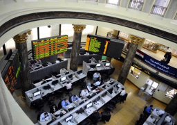 البورصة تربح 3ر6 مليار جنيه ومؤشرها يربح 92ر1 %