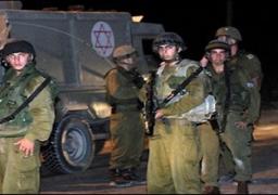 قوات الإحتلال الإسرائيلي تعتقل ١١ مواطنا من رام الله
