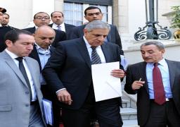 مجلس الوزراء ينهي اجتماعه الأخير بعد ربع ساعة من انعقاده ..ويضع استقالته أمام الرئيس