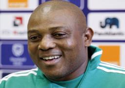 مدرب نيجيريا:سأعمل ما في وسعي لتحقيق الفوز علي البوسنة