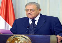 نص استقالة حكومة محلب للرئيس عبد الفتاح السيسى