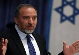 """وزير خارجية إسرائيل يحرض على عرب الداخل ويصفهم بـ""""المخربين"""""""