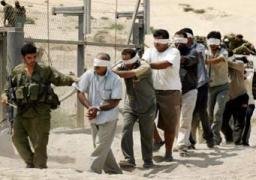اعتقال 5 فلسطينيين خلال صدامات جديدة فى القدس الشرقية