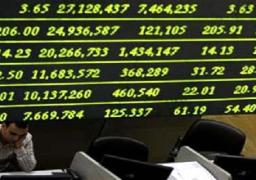 البورصة تربح 2.43 مليار جنيه في نهاية التداول