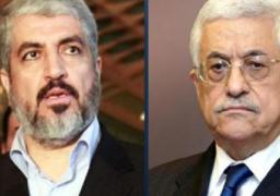 """عباس: هجوم برى إسرائيلي على غزة سيؤدي لعنف دام ومشعل :""""لن ينجح"""""""