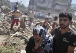 ارتفاع حصيلة ضحايا غزة إلى 306 شهيدا و2250 جريحا