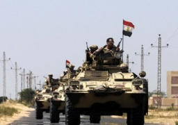 المتحدث العسكري: مقتل 11 إرهابيًا في اشتباكات بسيناء