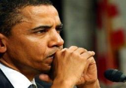"""أوباما يبلغ قادة الكونجرس بتوجيه ضربات جوية ضد """"داعش"""" بالعراق"""