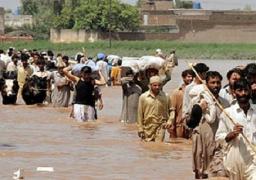 إجلاء أربعة آلاف شخص في باكستان بسبب الفيضانات