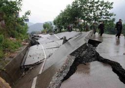 زلزال بقوة 3ر4 يضرب مدينة دهرم جنوب إيران