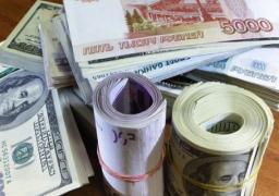 الروبل الروسي يتراجع لأدنى مستوى أمام الدولار
