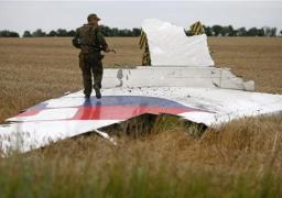 """تقرير: الطائرة الماليزية تحطمت لتعرضها """"لأجسام ذات طاقة عالية"""""""