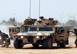 """القوات العراقية تحرر منطقة """"صوعية """" جنوب تكريت"""