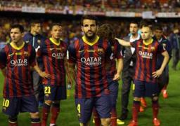 اليوم.. برشلونة فى مهمة صعبة أمام مالاجا بالدورى الإسبانى