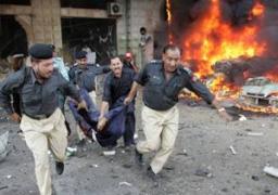 مقتل وإصابة 27 شخصاً فى انفجار بمدينة كويتا الباكستانية