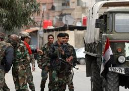المرصد السوري:قوات حكومية تشن هجوما للسيطرة على بلدة الدخانية