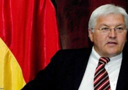 وزير الخارجية الألماني يستبعد مشاركة بلاده في ضربات جوية بسوريا
