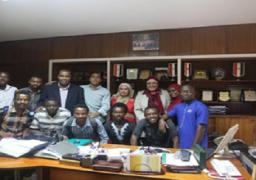 """""""الشباب والرياضة"""" تستعد للاحتفال بالعيد القومى لنيجيريا"""