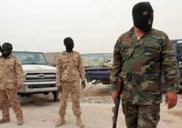 إصابة جندي بالجيش الليبي جراء سقوط قذيفة على بوابة عسكرية