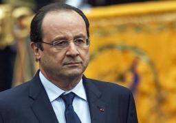 الاليزيه: أولاند يقرر تعزيز التواجد العسكري الفرنسي في العراق