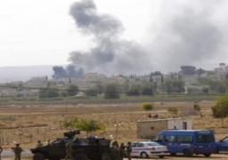 الطيران التركي يقصف أهدافا لمقاتلين أكراد بجنوب شرق تركيا