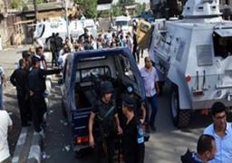 ضبط خلية إرهابية تستهدف رجال الشرطة بالفيوم