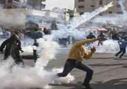 مقتل فتى فلسطيني في مواجهات مع الجيش الاسرائيلي في الضفة الغربية