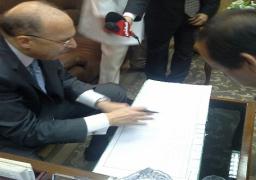 وزير الصحة يشهد توقيع اتفاقية تعاون خاصة بالدبلوم المهني للمسعفين
