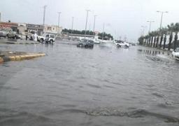 مقتل شخصين نتيجة الأمطار الغزيرة في مكة المكرمة