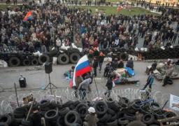 الانفصاليون الموالون لروسيا يستعدون لانتخاباتهم الاحد وسط تحذيرات من الغرب
