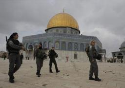 مصر تُبلغ إسرائيل بقلقها من التطورات الجارية بالحرم القدسي الشريف