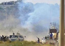 انفجار قنبلة بمدينة شحات الليبية مع اجتماع الثني ومبعوث الامم المتحدة