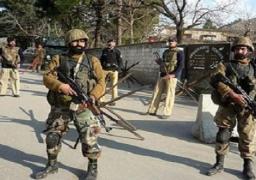 مقتل 5 مسلحين وإصابة 7 آخرين في اشتباكات مع قوات الأمن بباكستان