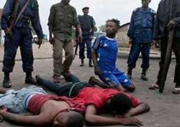 """ثمانية قتلى في """"مجزرة"""" جديدة في مدينة بيني بالكونغو الديمقراطية"""