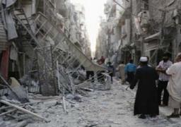 مقتل وإصابة 121 شخصا في غارات وقصف على مدينة الباب السورية