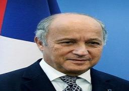 وزير الخارجية الفرنسية: الاعتراف بدولة فلسطين يُعد أمرا بديهيا