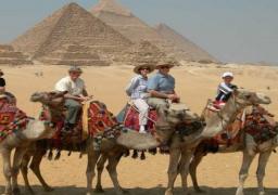 إذاعة فرنسا: تحسن السياحة في مصر خلال الربع الثالث من 2014