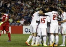 الإمارات تهزم العراق وتحتل المركز الثالث بكأس آسيا